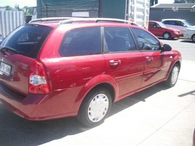 2006 Holden Viva JF Burgundy 5 Speed Manual Wagon  Buy Sell Rent Cars