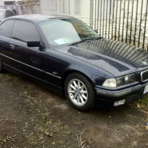 1998 BMW 318is Coupe