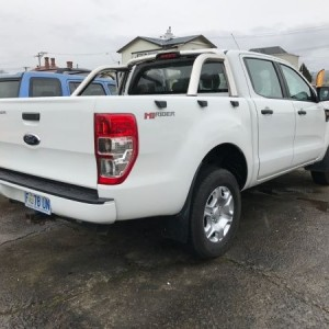 Ford 4×4 Utility 2014