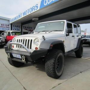 2010 Jeep Sport Unlimited