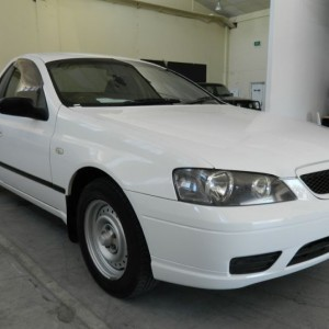 '06 Ford BF Falcon AUTO Ute with NO DEPOSIT FINANCE!*