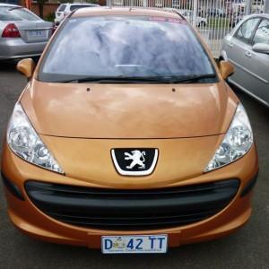 2008 Peugeot 207 XR Hatchback