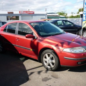2003 Renault Laguna Hatchback
