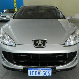 08 Peugeot 407 HDi Auto Coupe with NO DEPOSIT FINANCE