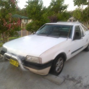 1991 Ford Falcon Ute