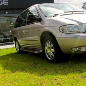 2003 Chrysler Grand Voyager 4th Gen Limited Wagon