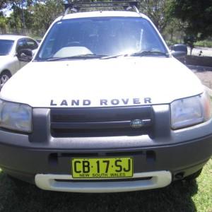 1999 Land Rover Freelander Diesel Turbo manual TDi