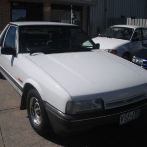 1995 Ford Falcon Ute