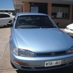 1996 Toyota Vienta Sedan
