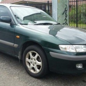 1999 Mazda 626 Classic Green 4 Speed Automatic Hatchback