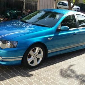 ford XR6 2004
