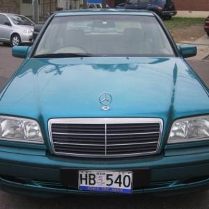 1999 Mercedes-Benz C180 Sedan