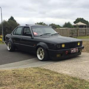 1989 bmw e30 318is