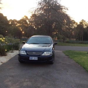 2001 Ford Futura Sedan automatic bargain