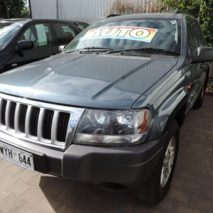 2003 Jeep Grand Cherokee 7 SEATER Wagon @ JUNCTION WHOLESALE CARS