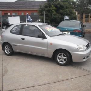 1999 Daewoo Lanos Hatchback