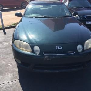 1999 Lexus Sedan