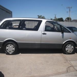 1998 Toyota Tarago Wagon