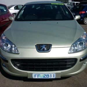 2005 Peugeot 407 Sedan