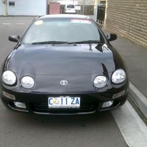 1998 TOYOTA CELICA SX-R