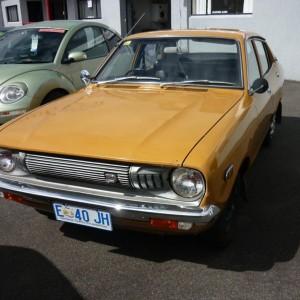 1974 Datsun 120Y Sedan
