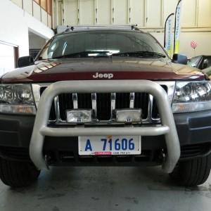 '03 Jeep Grand Cherokee 4X4 Laredo Wgn with NO DEPOSIT FINANCE!*