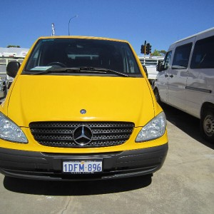 2009 Mercedes-Benz Vito 115 CDI Automatic