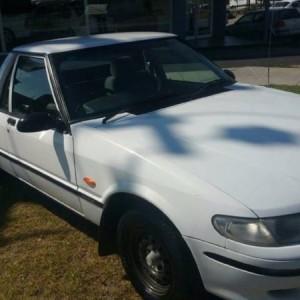 1997 Ford Falcon Ute Sedan