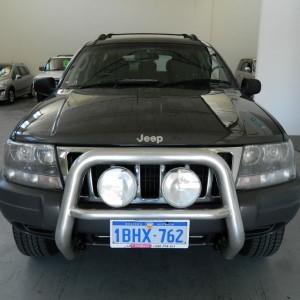 '02 Jeep Grand Cherokee Auto V8 Wagon with NO DEPOSIT FINANCE!*