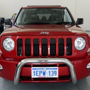 '11 Jeep Patriot Limited Wagon with NO DEPOSIT FINANCE!*