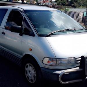 1993 Toyota tarago mini van