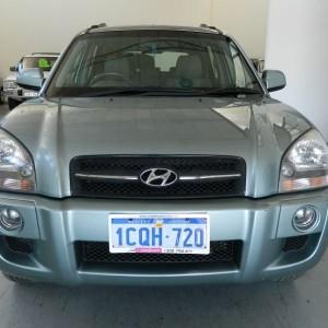 '07 Hyundai Tucson Sports Auto Wagon with NO DEPOSIT FINANCE!*