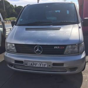 2003 Mercedes-Benz Vito Van/Minivan
