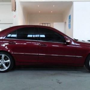 '05 Mercedes-Benz C180 'Avant Garde' Auto Sedan