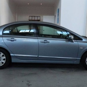 '07 Honda Civic VTi Auto Sedan with NO DEPOSIT FINANCE!*