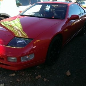 1989 Nissan 300ZX Coupe.