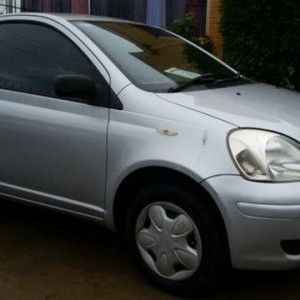 2004 Toyota Echo NCP10R Silver 4 Speed Automatic Hatchback