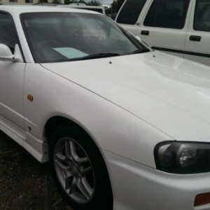 2000 Nissan GT (Import) AWD Coupe.