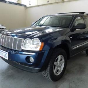 '07 Jeep Grand Cherokee 5.7L HEMI Auto with NO DEPOSIT FINANCE!*