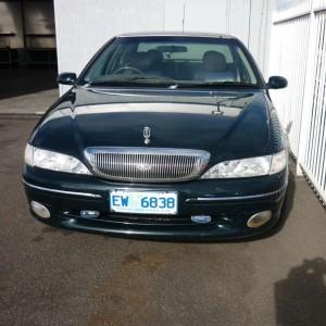 1997 Ford Ltd Sedan