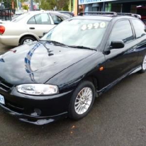 2003 Mitsubishi Mirage Hatchback