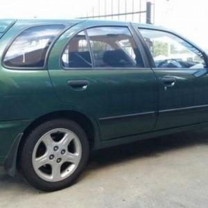 2000 Nissan Pulsar N15II SSS Green 4 Speed Automatic Hatchback