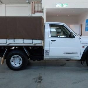 '02 Nissan Patrol Turbo Diesel Ute with NO DEPOSIT FINANCE!*