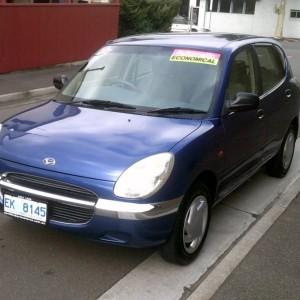 2001 DAIHATSU SIRION AUTO