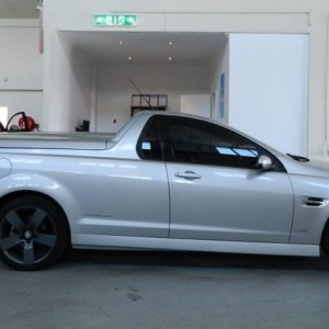 '11 Holden Commodore SV6 Automatic Ute with NO DEPOSIT FINANCE!