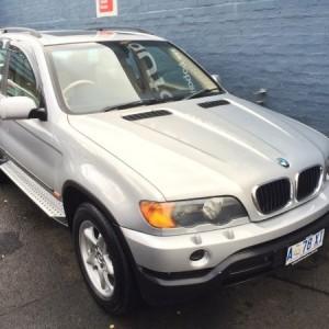 2002 BMW X5 4×4 Wagon