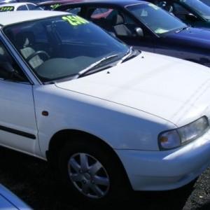 1997 Suzuki Baleno GLX Sedan
