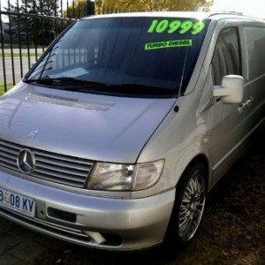 2003 Mercedes-Benz Vito 108CDI Van