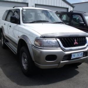2000 Mitsubishi Challenger 4×4 Wagon