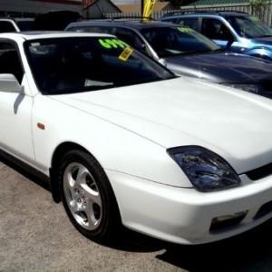 1999 Honda Prelude VTi-R Coupe